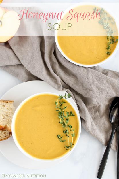 honeynut squash soup