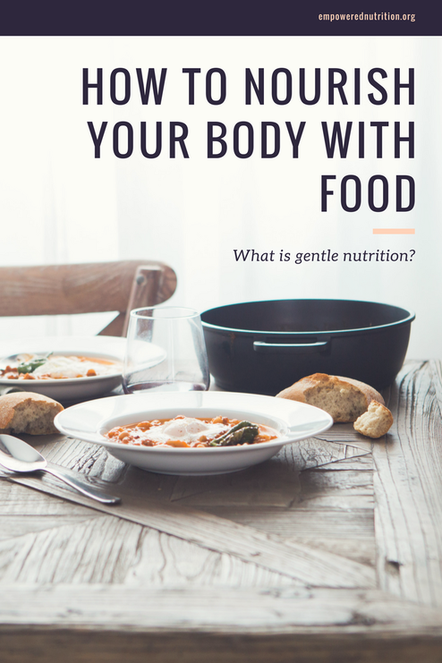 nourish body food gentle nutrition